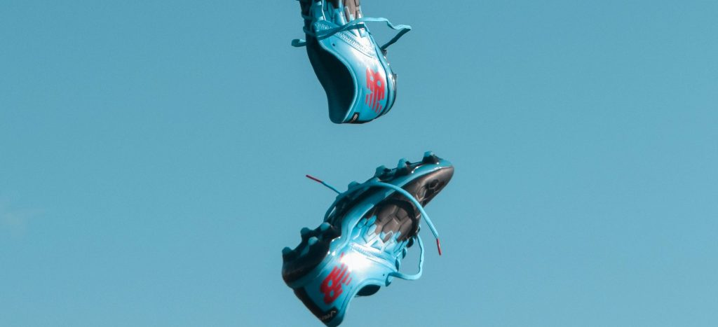 new balance wide soccer cleat